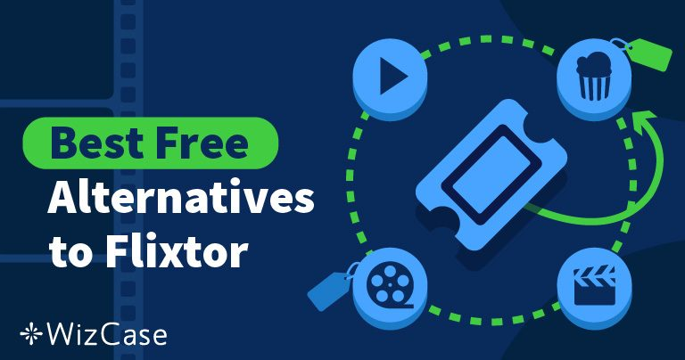 5 alternativas ao Flixtor para transmitir TV e filmes