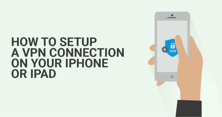 Configurando uma conexão VPN em seu iPhone ou iPad Wizcase