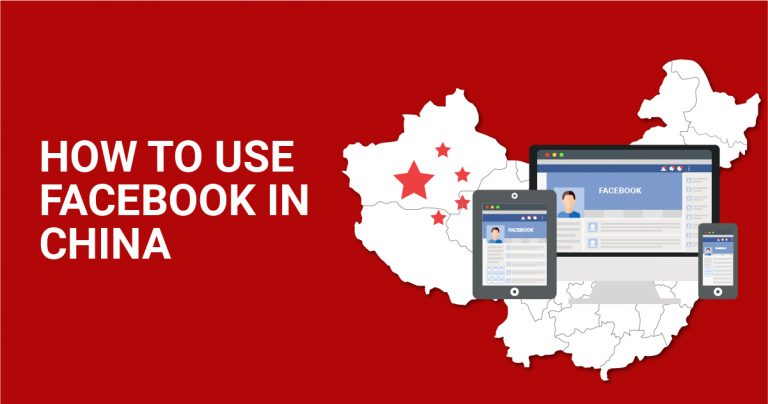 Como usar o Facebook na China
