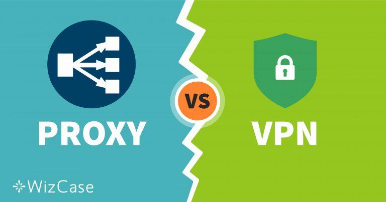 Proxy x VPN: qual opção é melhor para você – e por quê?