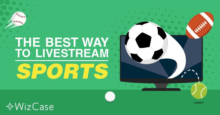 Como fazer streaming ao vivo de esportes de graça online – Atualizado em 2019