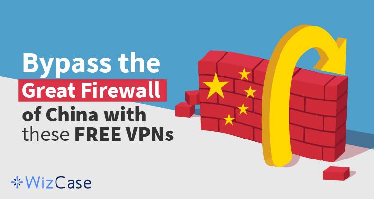 As 4 melhores VPNs GRÁTIS para usar na China em 2021 (funciona no iPhone, Android e outros)