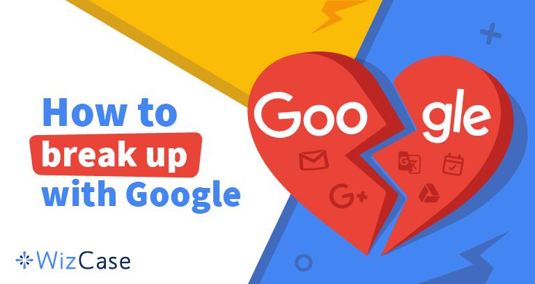Adeus, Google: alternativas para os produtos do Google (atualizado)