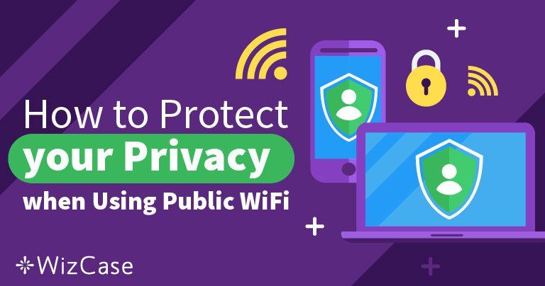 O problema de segurança do Wi-Fi público Wizcase