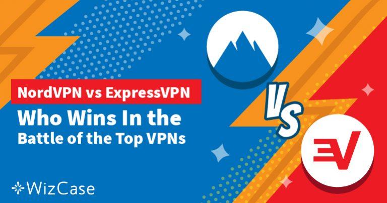 Análise ExpressVPN vs NordVPN em 2021: Testes mais recentes!