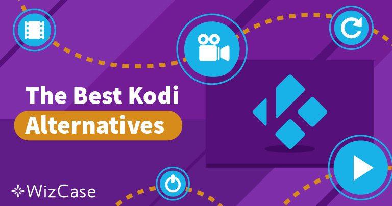 5 melhores alternativas para o Kodi para assistir a TV ao vivo, filmes e streaming em 2019