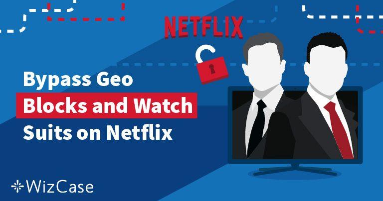 Como ver os episódios de Suits (+ 9ª temporada) no Netflix