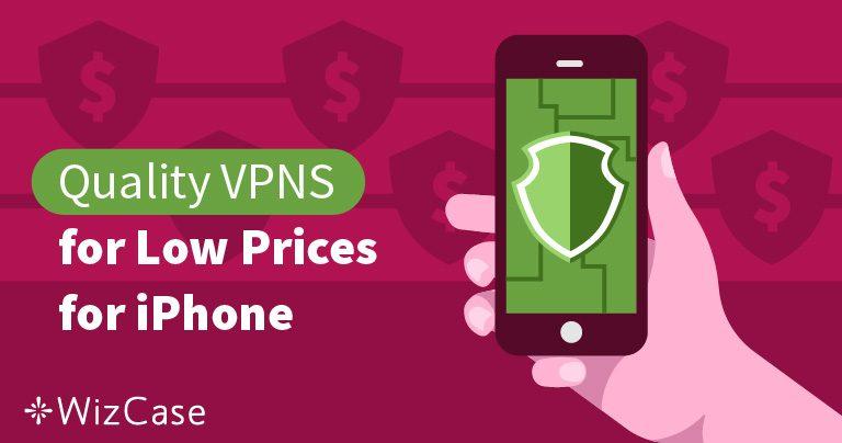 As 3 melhores VPNs baratas para iPhone e guia de instalação do protocolo OpenVPN