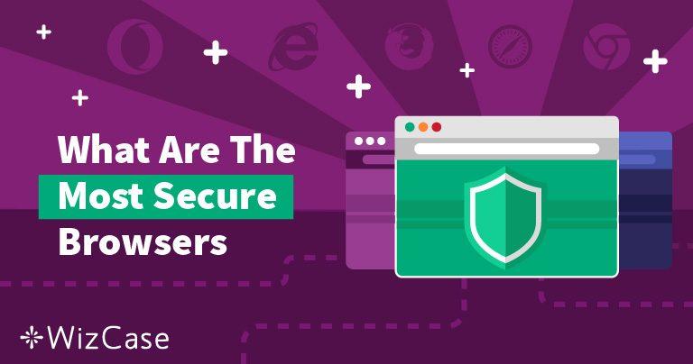Os 10 melhores e seguros navegadores web para privacidade em 2021 (TESTADO)