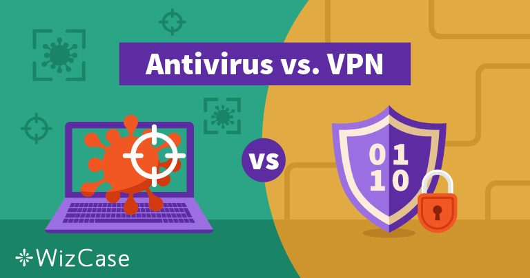 Antivírus vs VPN: você realmente precisa de ambos?