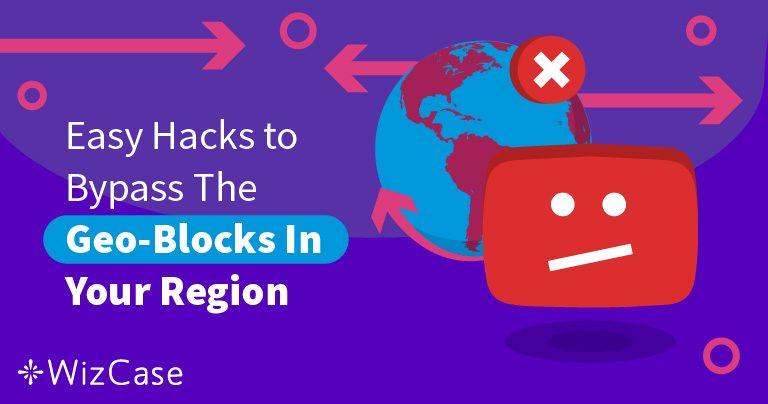 """UMA VPN: a solução fácil para a mensagem de erro """"Vídeo não disponível na sua localização"""""""