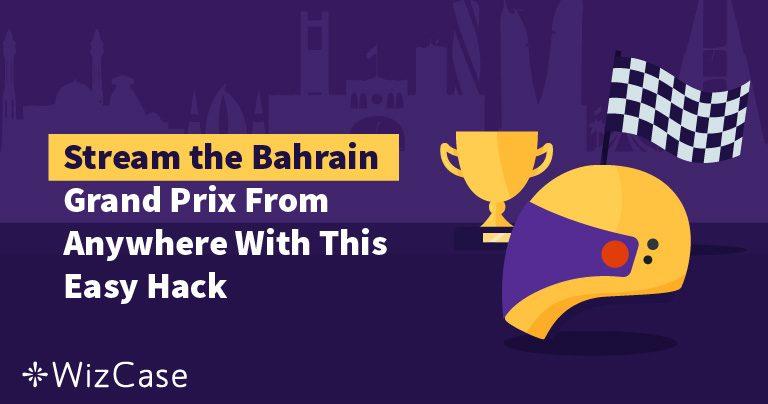 Como transmitir o Grande Prêmio do Bahrein de 2019 gratuitamente