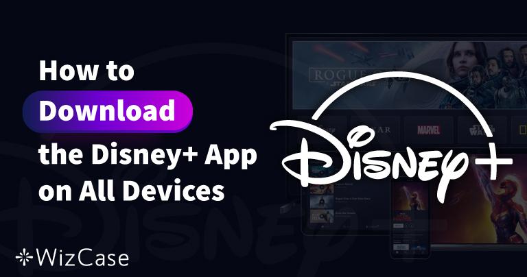 Como baixar o aplicativo do Disney Plus em todos os seus dispositivos