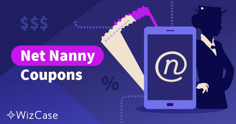Cupom Promocional do Net Nanny Válido para Outubro 2021: Economize Até 30% Hoje Mesmo