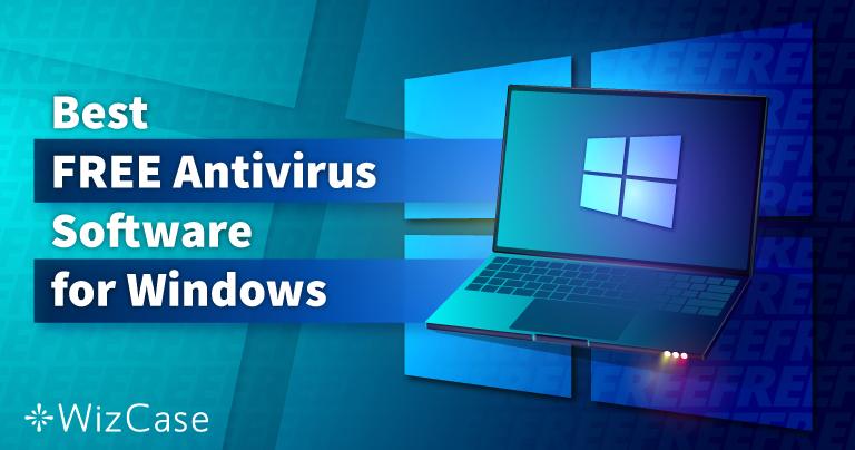 6 melhores antivírus GRÁTIS para Windows (testados em 2021)